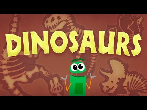 """Dinosaurs"" - StoryBots Super Songs Episode 3"