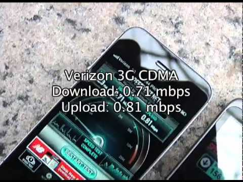 3G vs 4G in New York City: what's the difference?