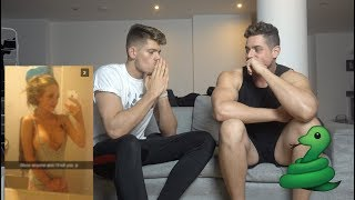 I slept with your ex-girlfriend prank...