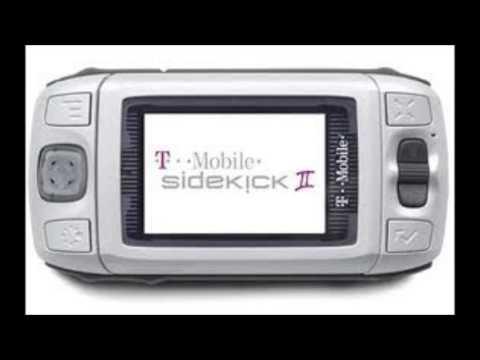 New Message Sidekick II Ringtone