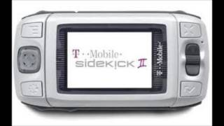 New Message Sidekick II Ringtone