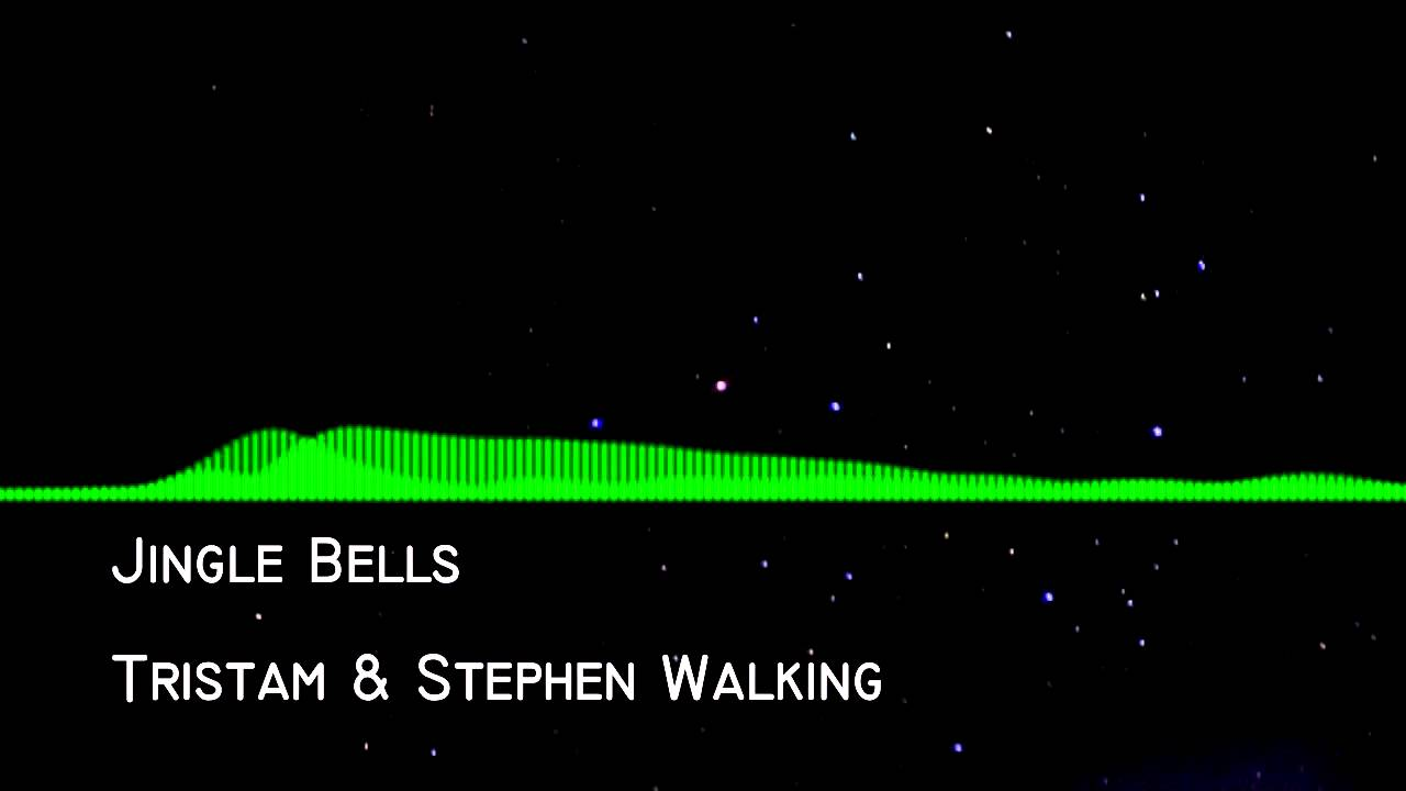 jingle bells dubstep remix by tristam and stephen walking