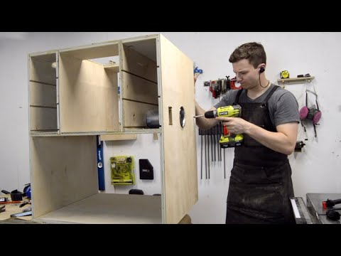 Built-In Router Cabinet | DIY Router Table Part 1