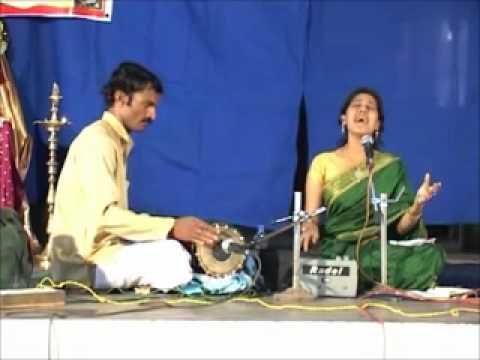 Bantureethi - Thyagarajar - By Sthuthi Bhat M.S