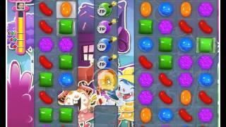 Candy Crush Saga - Level 1242 - no booster (Nível 1242)