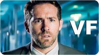 HITMAN & BODYGUARD Bande Annonce VF (NOUVELLE // 2017)