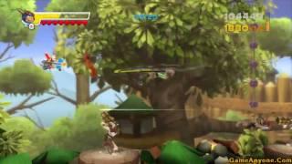 Rocket Knight Walkthrough (Zephyrus: Treetops Pt. 2)