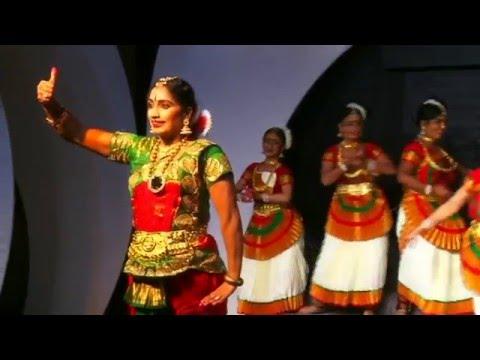DAIVA DASAKAM (Part 1/2)  Dance Form by Smt. Lissy Muraleedharan