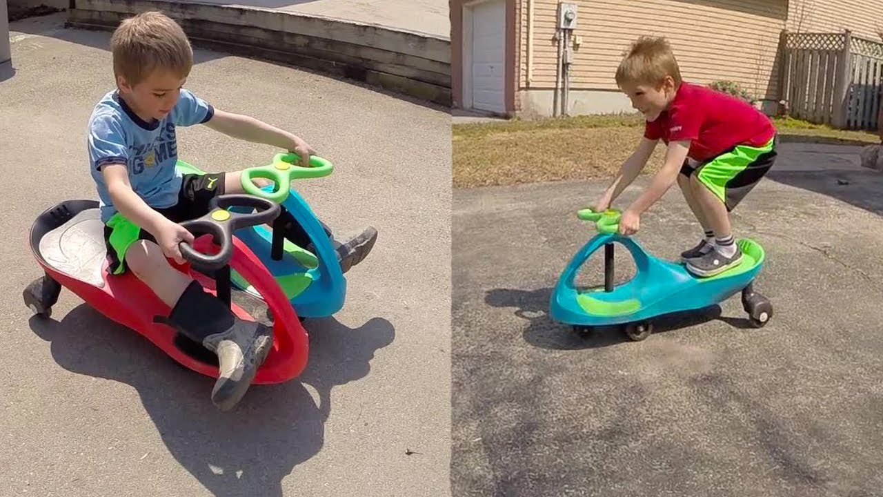 plasmacar stunts and fun by kids gopro style youtube