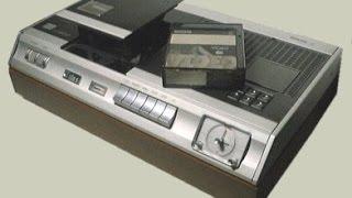VCR N1500 Video Recorder Philips Eerste Model 1971