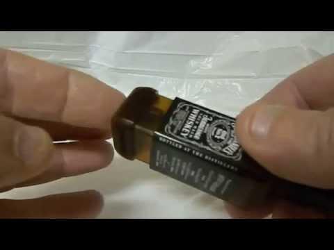 Jack Daniels Bottle Shaped Lighter