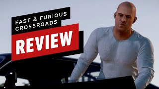 Fast & Furious Crossroads Review (Video Game Video Review)
