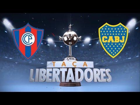 Gols De Boca Juniors 3 x 1 Cerro Portenõ - Copa Libertadores 2016