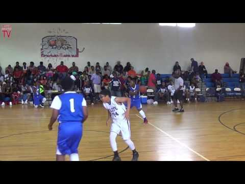 TwinSportsTV: Elite Hoop Dreams vs. Wilcox All Stars (14U Basketball)