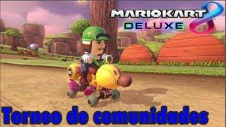 Baixar Mario Kart 8 Deluxe (MK8DX) Clan war: MB vs MDR