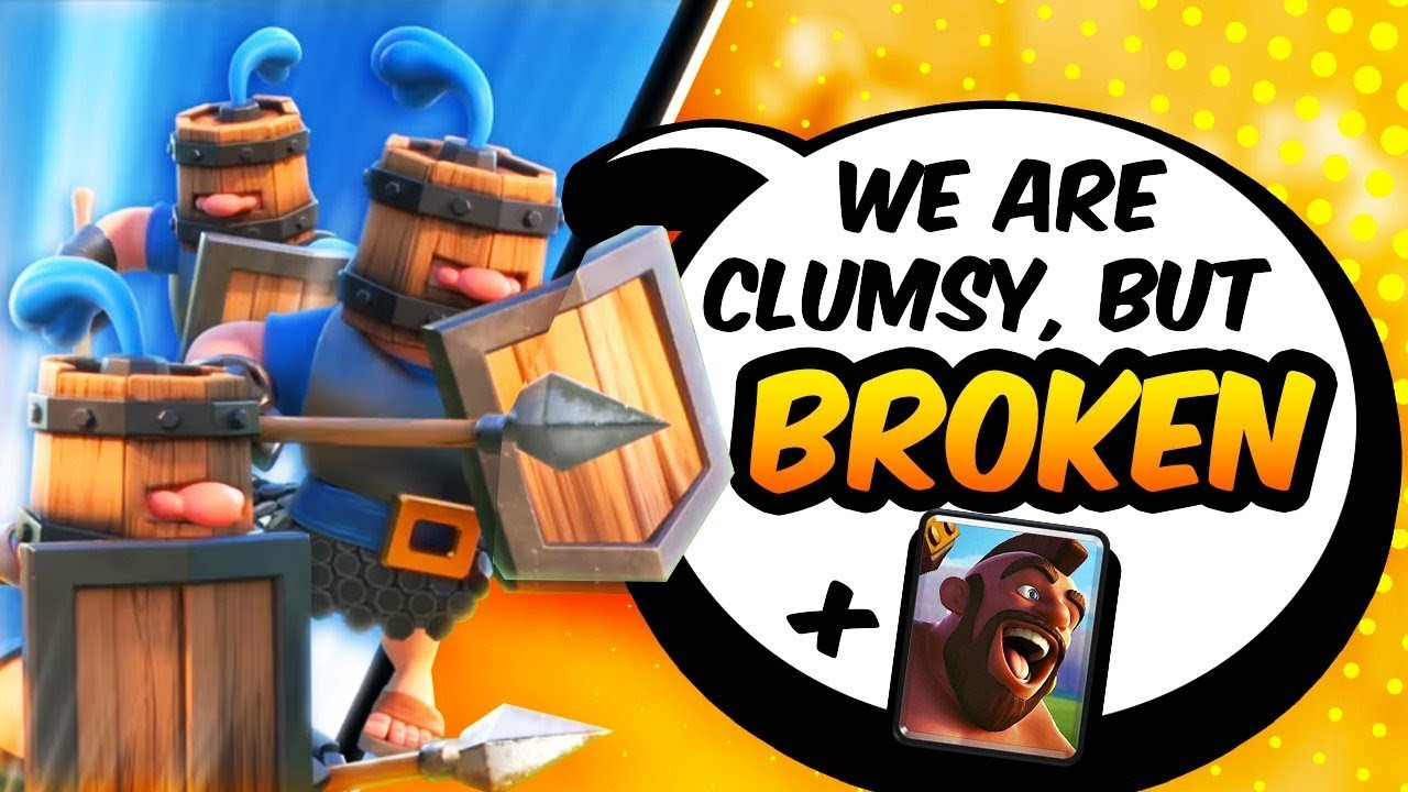 *ALERT* ROYAL RECRUITS ARE OP!! TWO NEW DECKS to PROVE IT! Video