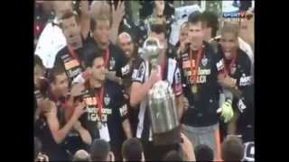 Atlético Mineiro - Todos os Gols na Libertadores 2013 - Campeão!