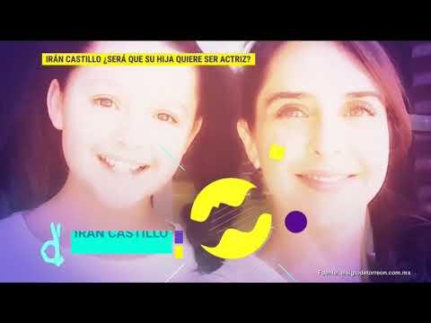 ¿La hija de Irán Castillo quiere ser actriz? | De Primera Mano