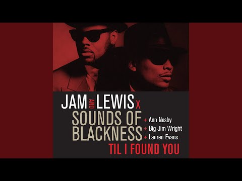 "THIS is Music: New Single from Jimmy Jam and Terry Lewis (Janet Jackson's Producers) ""Now That I Found You"""