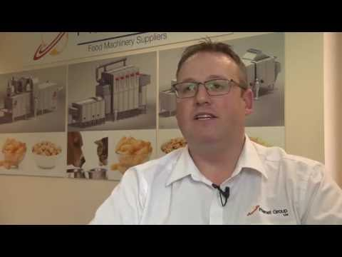 Planet Dryers Uses Solid Edge to Design Customized Food Processing Machines