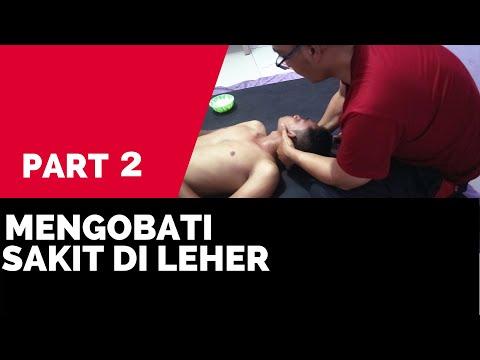 Cara menyembuhkan sakit di leher dan bahu part 2