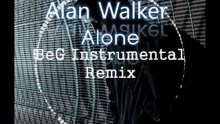 Video Alan Walker - Alone Instrumental Remix download MP3, 3GP, MP4, WEBM, AVI, FLV Juni 2018