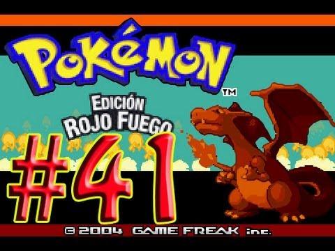 Pokémon Rojo Fuego ( Parte 41 - Isla Inta ´´ Luchando Contra El Team Rocket ´´ )