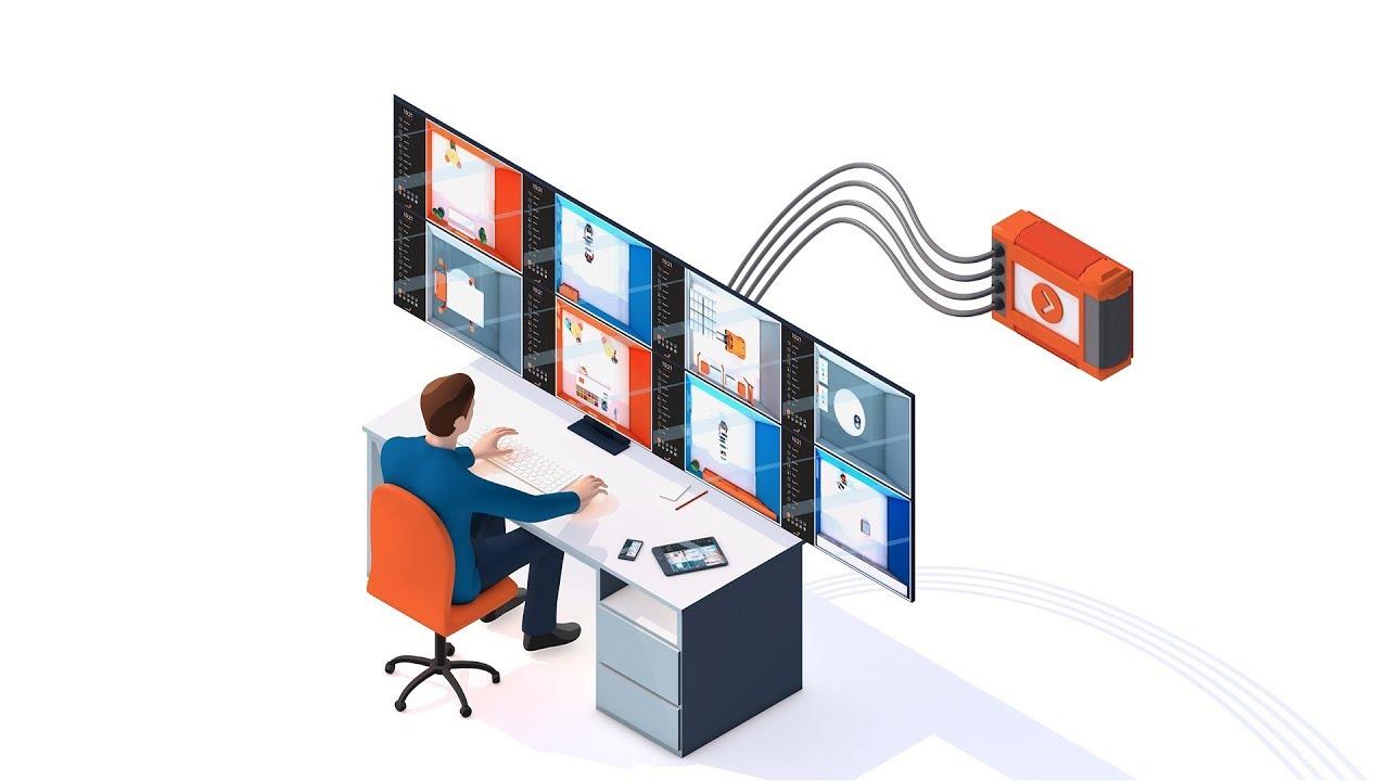 Eocortex Video Management Software (VMS) for CCTV