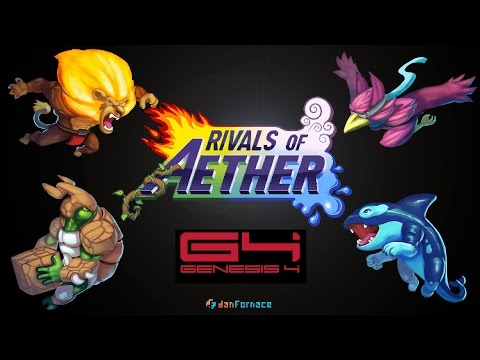 Genesis 4 Training ►Rivals Of Aether