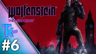 Wolfenstein: The New Order - Mision 6 - Español (1080p)