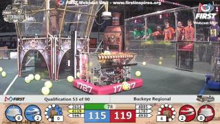 Qual 53 - 2017 Buckeye Regional