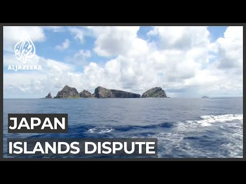 Japan asserts Senkaku Islands claim in dispute with China, Taiwan
