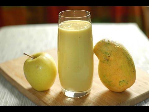 De calorias del mango jugo