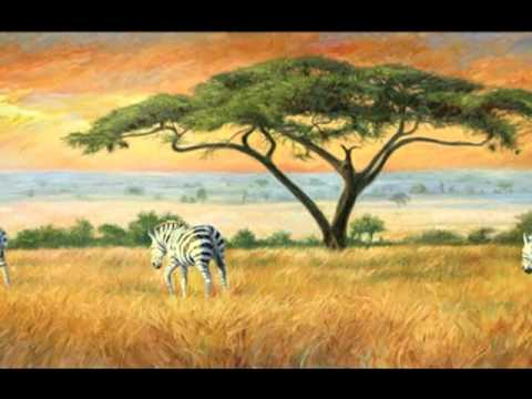 Wildlife Art: African Wildlife Paintings by Lucie Bilodeau