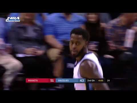 Memphis Grizzlies vs Houston Rockets   Full Game Highlights 18 Nov. 2017-18 NBA Season