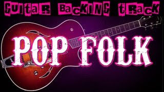 Pop Folk Backing Track (G) | 102 bpm - MegaBackingTracks