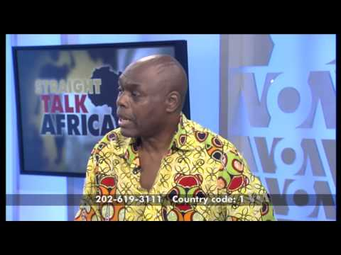 Straight Talk Africa Wed. May 27, 2015 Political Crisis in Burundi