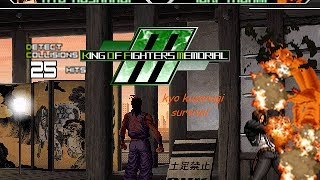 KING OF FIGHTERS MEMORIAL SP , KYO SURVIVAL Thumbnail