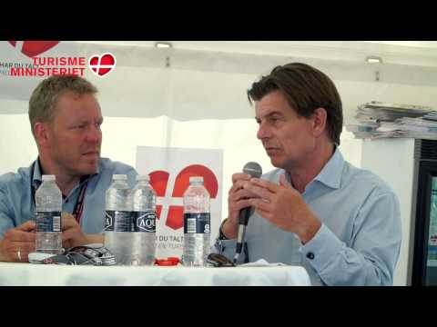 Turismeministeriet, Folkemøde15: Danmark - er det ikke hovedstaden i...?