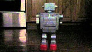 Gigantor Mego Space Robot