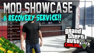"GTA 5 Mods ""1.23 Mod Showcase"" 1.23/1.24 ""Recovery Proof"" - ""Mods"" PS3/PS4/XB1/PC ""Recovery"""