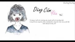 [Vietsub + Pinyin] Dũng cảm yêu (勇敢爱) - Mi2 (Ost Không thể ôm lấy em)