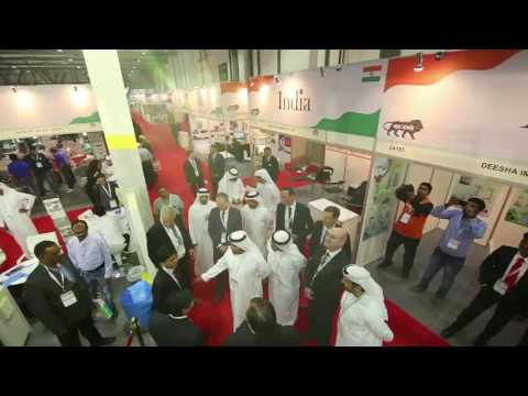 Arabplast 2017-Exhibition, Dubai -UAE