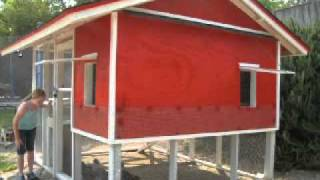 Diy Chicken Coop Plans: Instructions For Construction Budget Tips