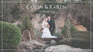 ~ WELLINGTON WEDDING FILM | COLIN & KAREN | ST PAULS, BODANGORA ~