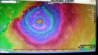 How To Track..Typhoon..Hurricane ..Tropical Storm on your Device