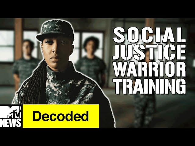 Social Justice Warrior Training Video, LEAKED! | Decoded | MTV News