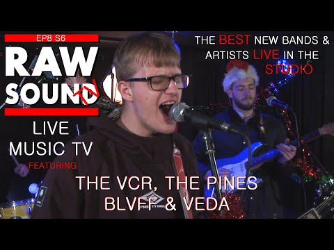 LIVE MUSIC TV Best New Bands And Artists Episode  8 Series 6 RawSound TV