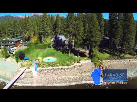 Incline Village Real Estate; Incline Village and Crystal Bay Lakefront homes for sale