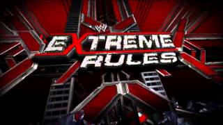 "WWE Extreme Rules 2012 Official Theme Song - ""Adrenaline"""